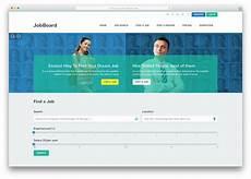 Best Job Website Top 15 Job Board Websites Templates 2020 Colorlib