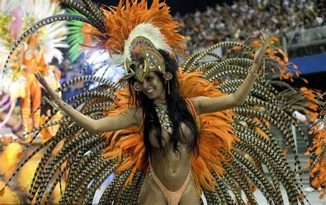 Carnival Nackt Brasilien