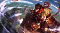 Malvorlagen Lol Wukong Lol Wukong Japanese Voice League Of Legends