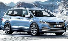Volkswagen Touran 2020 by Complete Car Info For 93 All New 2020 Vw Touran Review