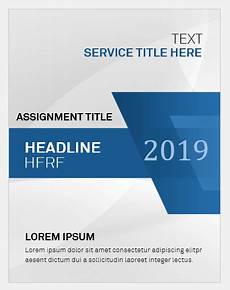 Title Page For Word Assignment Cover Page Templates For Ms Word Word Amp Excel