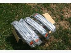 Led Lights For 85 Chevy Truck 2 Sets Of Led Daytime Running Lights For A 99 02 Chevy