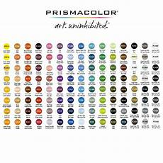 Prismacolor Colored Pencils These Pencils Are Wax Based