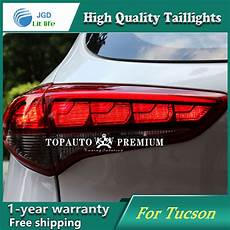 Hyundai Tucson Brake Light Car Styling Lights Led Brake Lights Warning Lights