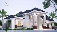 5 Crore House Design 5 Bedroom Bungalow With A Penthouse Attic Space With 2
