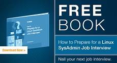 Sysadmin Interview Questions 10 Job Interview Questions For Linux System Administrators
