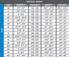 Oneill Size Chart Size Charts O Neill Clothing Amp Wetsuits
