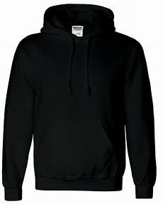 Blank Black Hoodie Template New Gildan Plain Cotton Heavy Blend Hoodie Blank Pullover