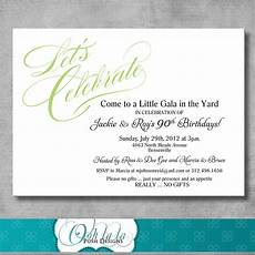 Free Printable Birthday Invitations For Adults Printable Birthday Party Invitation Diy Customizable