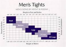 Tights Size Chart Men S Tights Fitting Chart Dance Supplies Usa