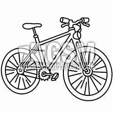 fahrrad f j nomengrafiken zum ausmalen material