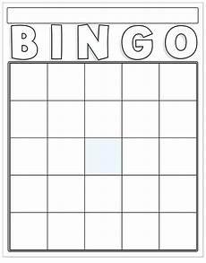 Bingo Card Template Microsoft Word 20 Awesome Blank Bingo Card Template Microsoft Word Photos