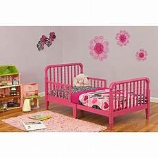 on me lind toddler bed pink walmart