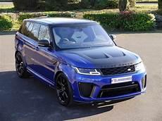 2019 Land Rover Svr by Used Land Rover Range Rover Sport 5 0 V8 Svr Svr 2019