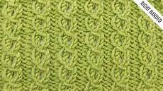 the faux cable edging stitch knitting stitch 524