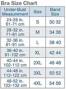 Bra Measurement Chart Make Me Heal Shop