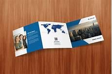 Business Brochure Square Tri Fold Business Brochure Brochure Templates