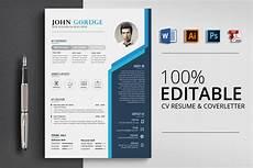 Designer Cv Templates Creative Design Cv Resume Word 104117 Resume Templates