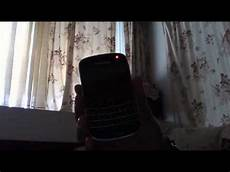 Blackberry Wont Charge Red Light Blackberry 9930 Red Light And Wont Turn On Youtube