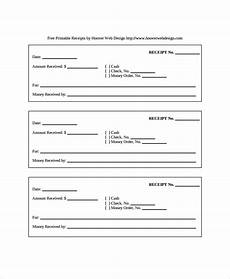 Free Download Receipt Template Free 28 Receipt Templates In Pdf Ms Word