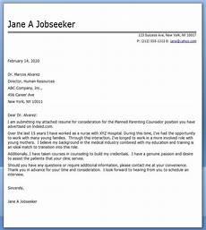 Career Cover Letters Resume Cover Letter For Change Of Career September 2020