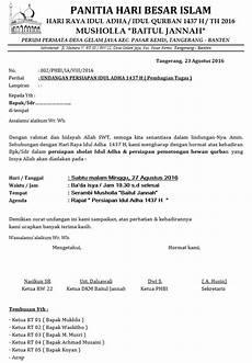 perum permata tangerang blok ca rw 022 undangan rapat