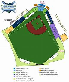 Reeves Athletic Complex Seating Chart Seating Chart Hillsboro Hops Ron Tonkin Field