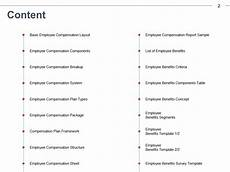 Compensation Package Template Compensation Plan Template Download Hq Template Documents