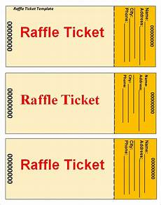 Draw Ticket Template Free 32 Raffle Ticket Templates In Ai Indesign Ms