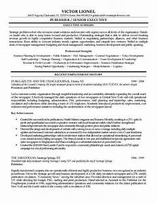 Resume Templates For Publisher Publisher Resume