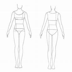Body Templates For Designing Clothes Fashion Drawing Template Obsessed With Project Runway