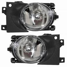 Bmw 1 Series Fog Light Replacement 01 03 Bmw 5 Series Set Of Fog Lights With Round Lenses