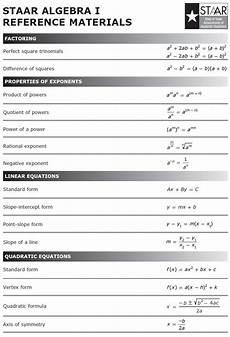 Staar Geometry Formula Chart Formula Chart Mr Hinojosa S Algebra I