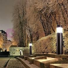 illuminazione giardino bollard flat paletto moderno h 78 cm illuminazione