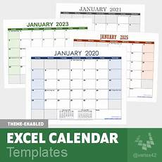 Daily Calendar 2020 Excel Excel Calendar Template For 2020 And Beyond