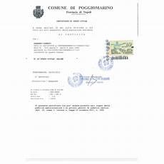 ufficio anagrafe siracusa certificato di stato libero
