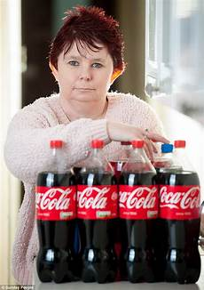 Coca Cola Addicted Mother From Portsmouth Drinks Six