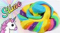 diy slime de unicornio b 243 rax slime multicolor