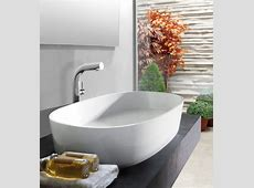 Bathroom basins   Counter top or wall hung in various materials
