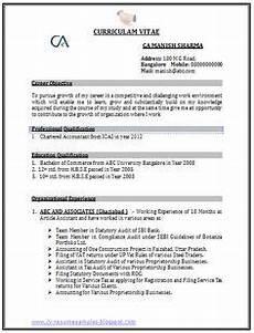 Sample Curriculum Vitae For Accountants Professional Curriculum Vitae Resume Template Sample