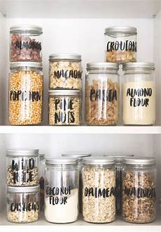 From The Kitchen Of Labels How To Make Labels For Your Pantry Kitchen Labels How
