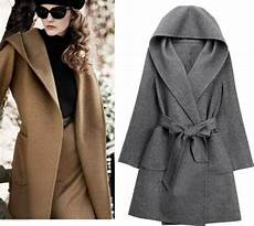 coats mujer uwback coat woolen coat for autumn winter
