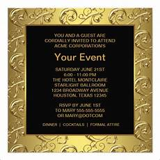 Event Invitation Templates Free 20 Corporate Invitation Cards Psd Ai Vector Eps Word