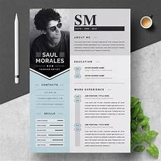 Creative Resume Ideas Modern Resume Template Creative Resume Templates