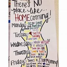 Church Homecoming Theme Ideas Wizard Of Oz Homecoming Theme Idea School Spirit Week