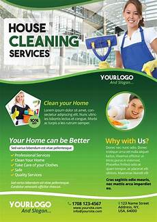 Free Cleaning Flyer Templates Cleaning Service Free Psd Flyer Template Download Free
