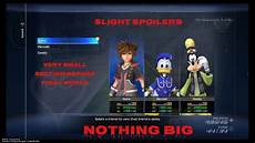 Kingdom Hearts 2 5 Sora Level Up Chart Kingdom Hearts 3 How To Level To 99 Fast Before Final Boss
