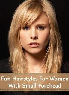 frisuren rundes gesicht kurze stirn 7 hairstyles for with small forehead makeup