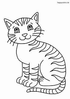 Malvorlagen Kostenlos Katze Malvorlagen Katzen Kostenlos
