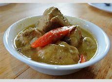 Chicken Curry Filipino Recipe